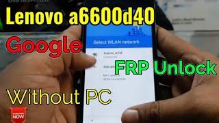 Lenovo k5 plus (a6020a46) frp unlock