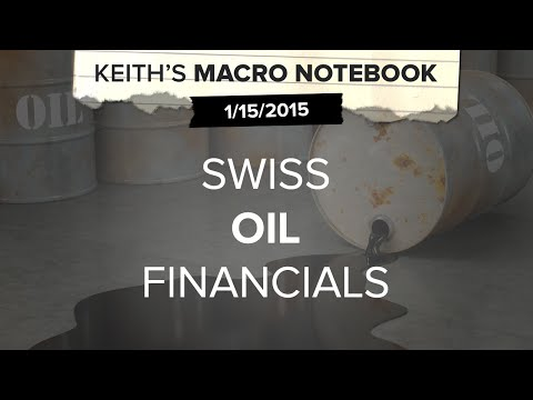 Macro Notebook 1/15: Swiss | Oil | Financials