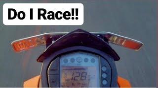 DO I RACE! MY BRUTAL HONEST CONFESSION