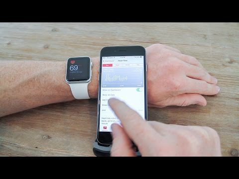 Apple Watch Continual Heart Rate Monitoring Overview