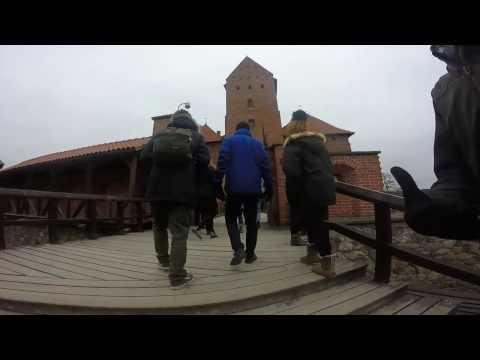 Trip to Lithuania - Erasmus Riga 2016