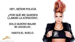 Скачать Eva Simons Policeman Letra En Español