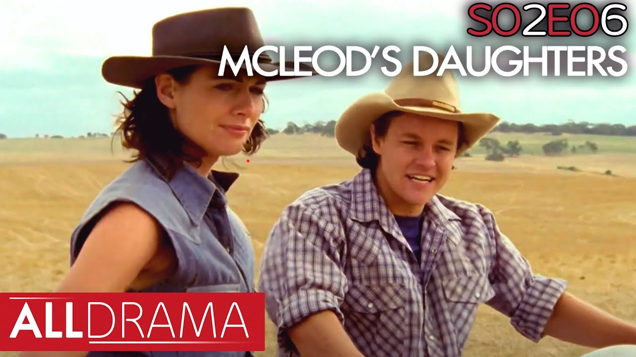 McLeod's Daughters   A Dry Spell   S02 EP06   All Drama