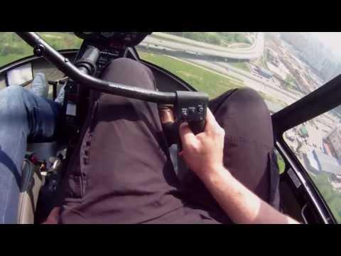 Как управлять вертолетом видео