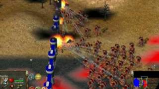 WWIII Empire Earth - Humans vs Robots
