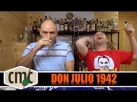 Don Julio 1942 Review, Top Shelf Tequila