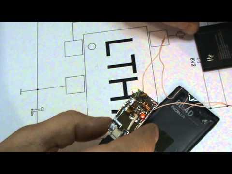Видео Контроль заряда Li-ion аккумулятора 3.7v своими руками.