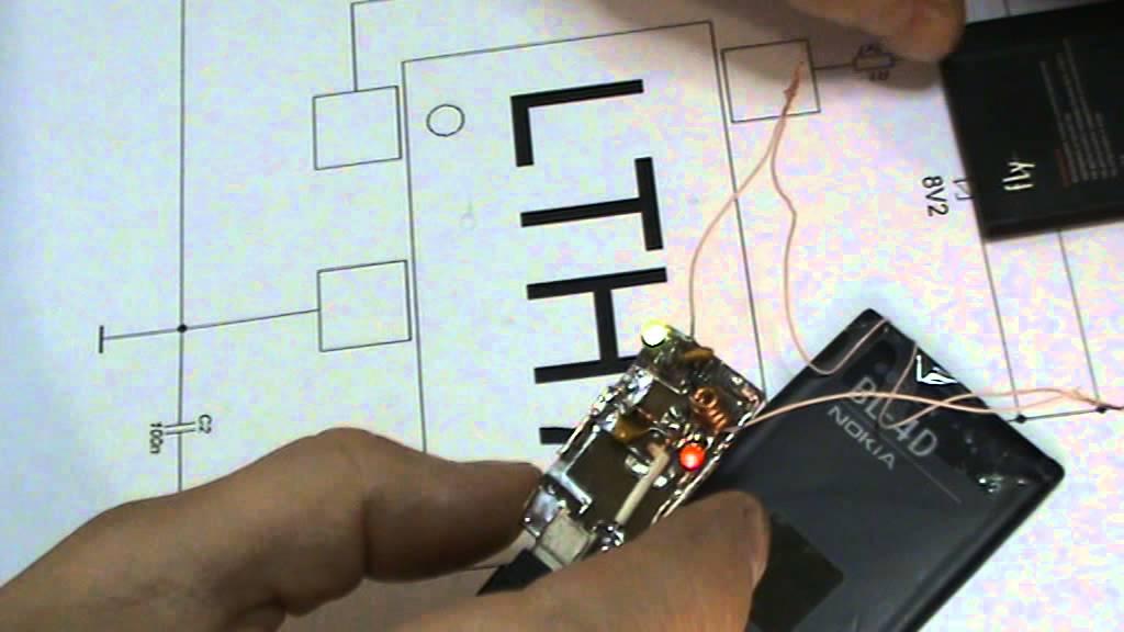 Схемы индикаторов разряда li-ion аккумуляторов для определения.