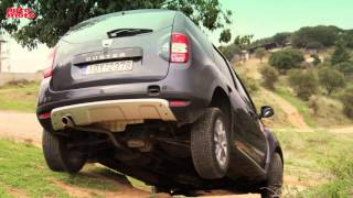 AutoMoto | Test - Drive | Dacia Duster 1.5 dCi 4x4