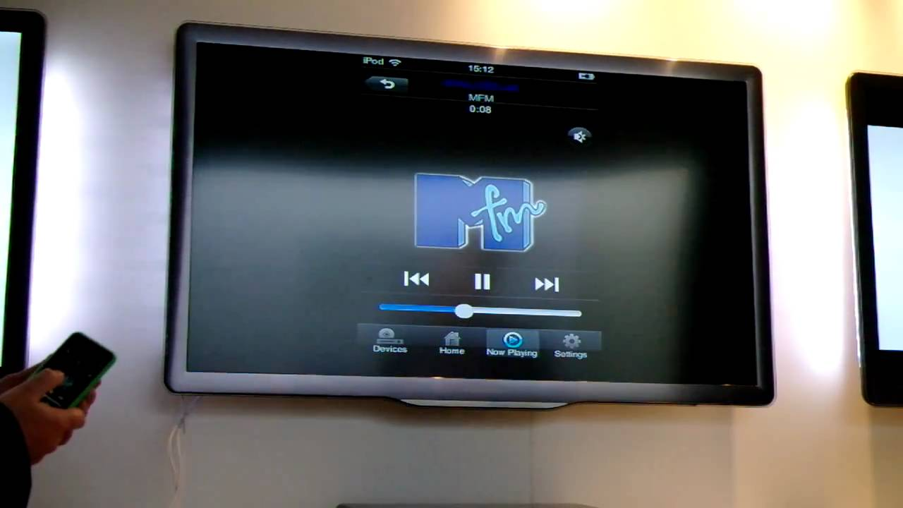 philips av remote iphone app youtube. Black Bedroom Furniture Sets. Home Design Ideas