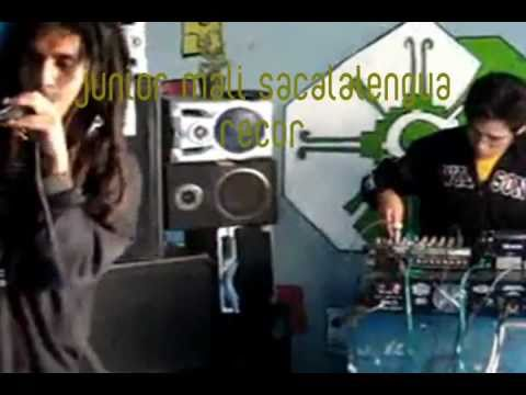 JUNIOR MALI - SIN FRONTERAS VIDEO SEMIOFICIAL