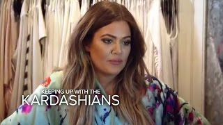 Khloé Admits to Knowing Lamar Cheated | Keeping Up With the Kardashians | E!