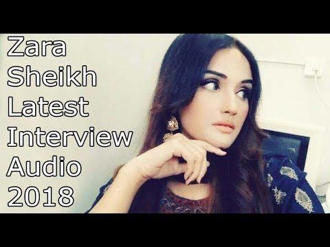 Zara Sheikh Latest Interview 2018