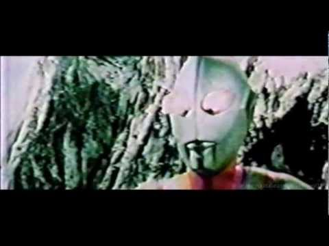 "Ultraman vs. ""Mr. Bad"" - Space Warriors 2000"