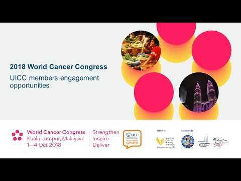 2018WCC: Webinar – See how to develop your unique strengths at the 2018 World Cancer Congress