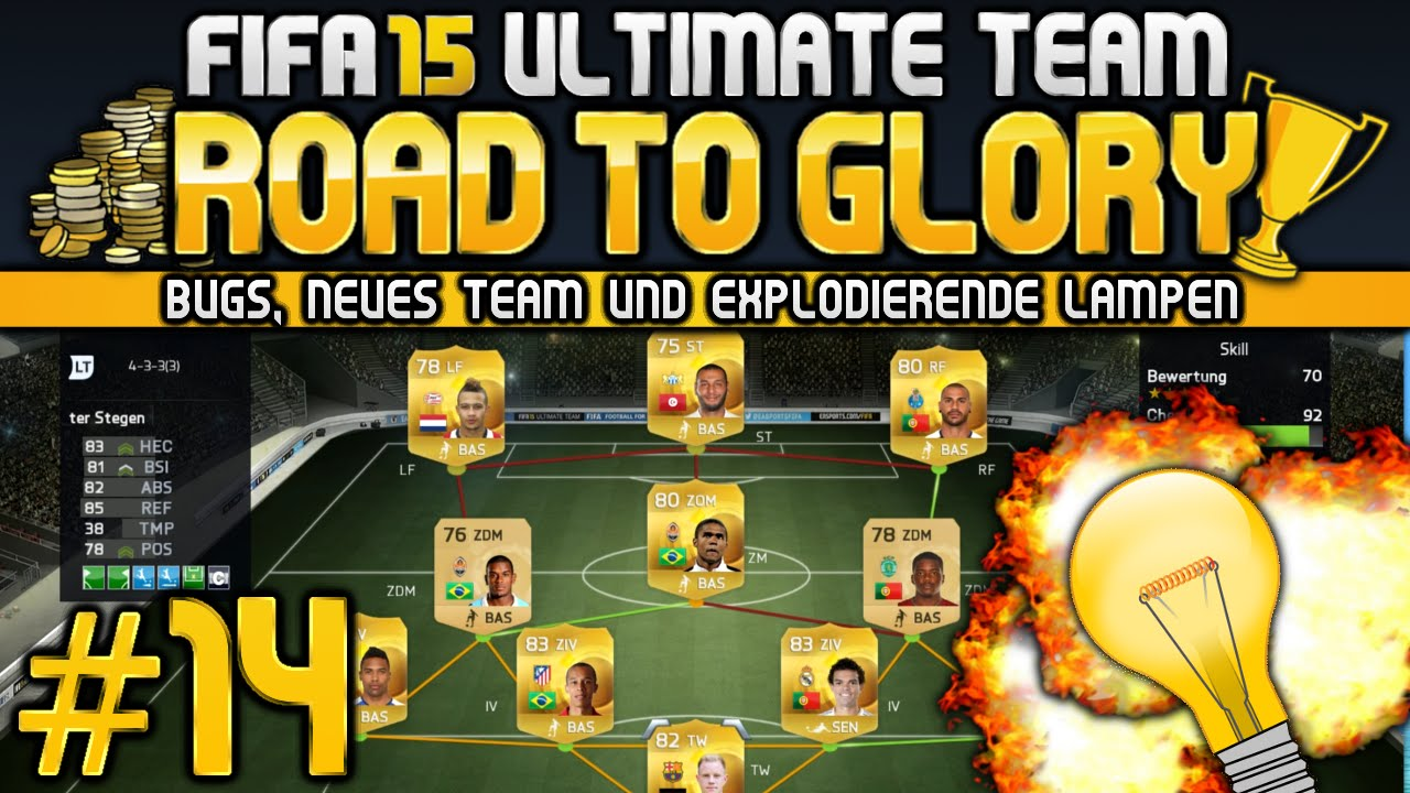 Neues Ultimate Team Erstellen