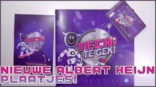 Nieuwe Albert Heijn verzamel plaatjes - Tech is te Gek!