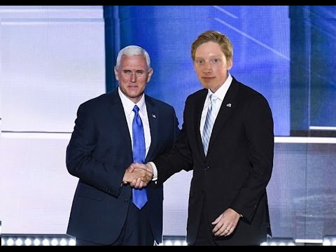 SHAKING VICE PRESIDENTS HAND!! - CPAC Day 2