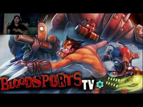 [SanaChan] BloodsportsTV #1|Gladiators, at the Ready! |