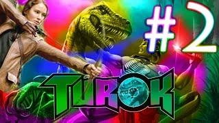 katniss everdeen the killing machine   turok the dinosaur hunter   full game   level 2