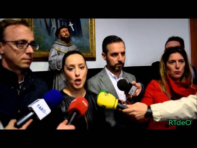Visita del PP a la Cruz Blanca Ceuta