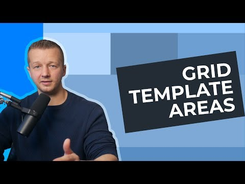 Easily Structure your Layout with CSS Grid's 'grid-template-areas'