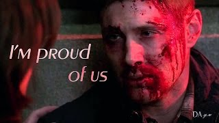 Dean Winchester - I'm Proud of Us [9X23]