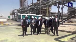 لجنة الطاقة في مجلس الأعيان تزور مصفاة البترول - (19-7-2017)