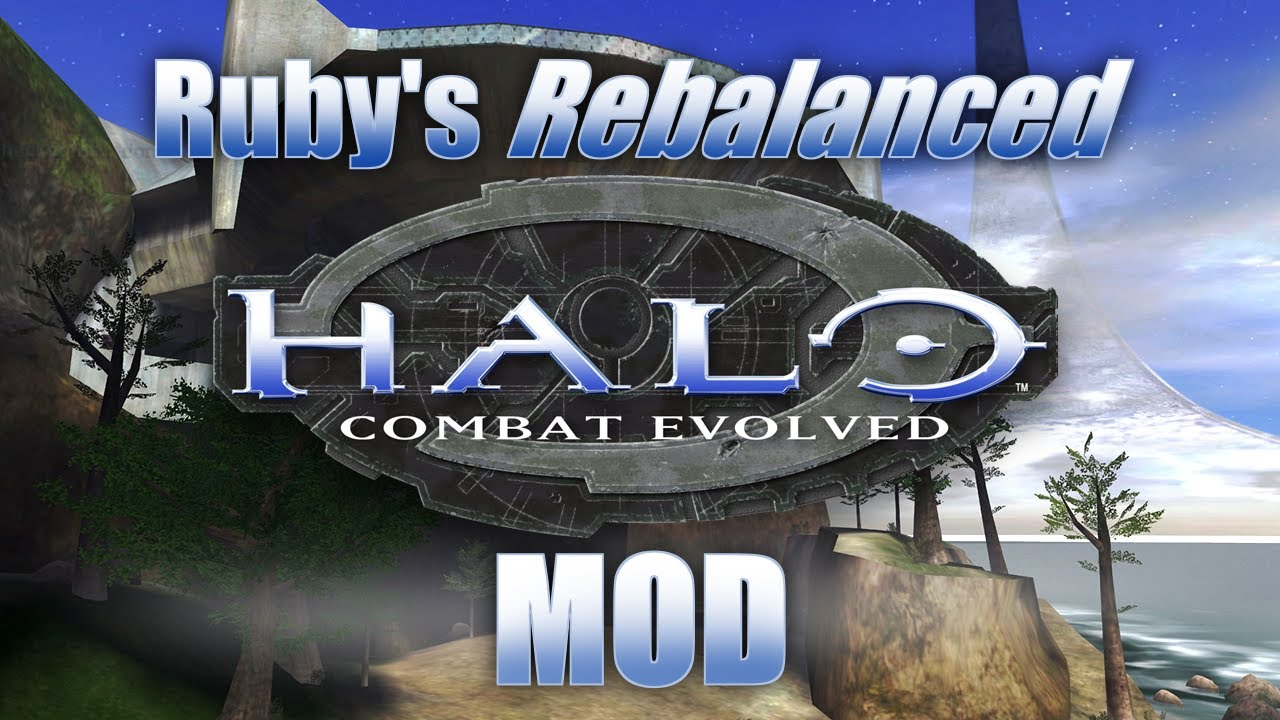 Ruby's REBALANCED Halo CE Mod!