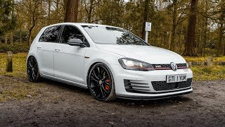 The *INSANE* 510bhp VRS Volkswagen (Golf GTI)