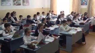 Махачкала, МБОУ СОШ №29 открытый урок по математике в 3 классе Абдусаламовой Зумруд 1 часть