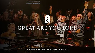 Great Are You Lord | Mark Barlow & MDSN | Revere: Unscripted (Official Video)