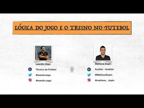 LÓGICA DO JOGO - FUTEBOL from YouTube · Duration:  12 minutes 22 seconds