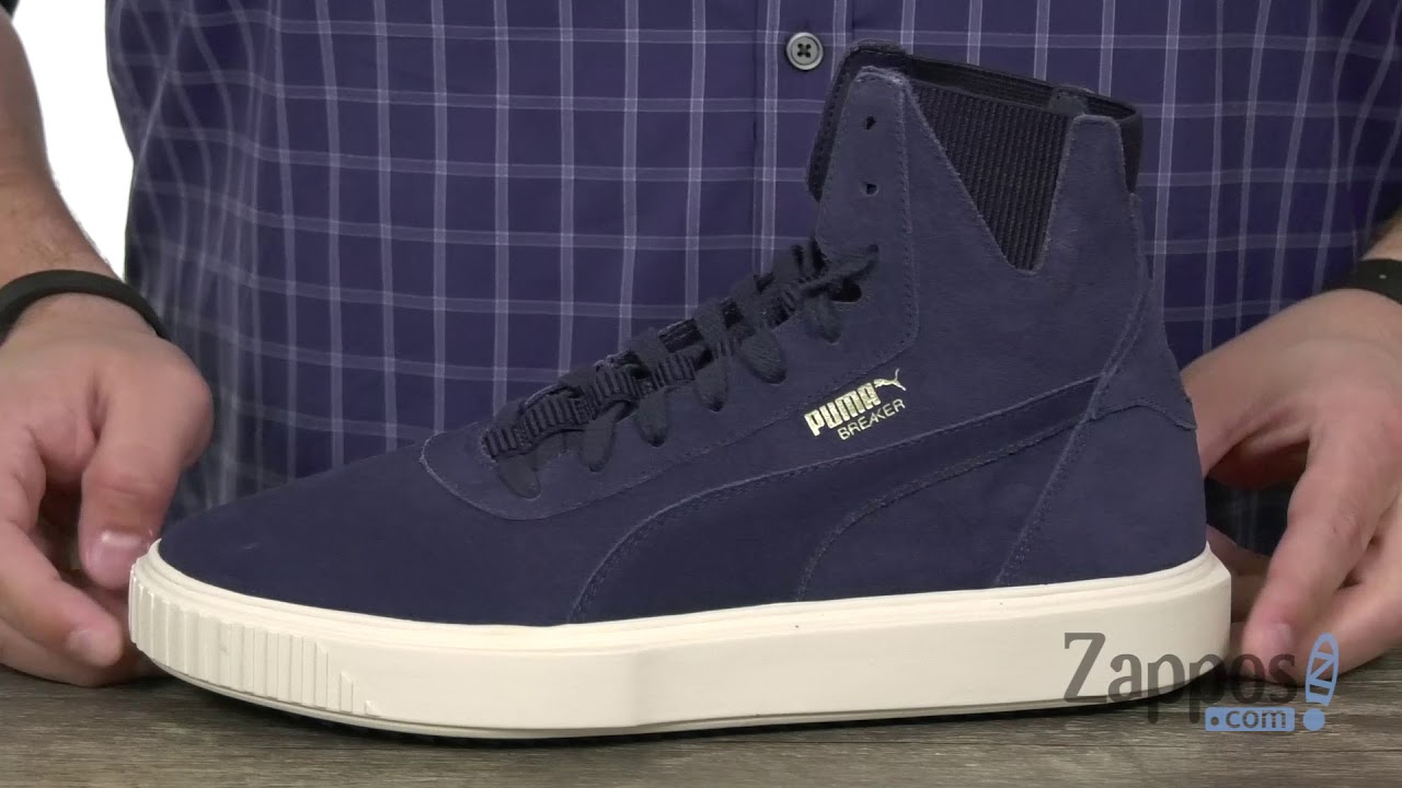 c64be9bbc01 PUMA Breaker Hi SKU  9058845 - YouTube