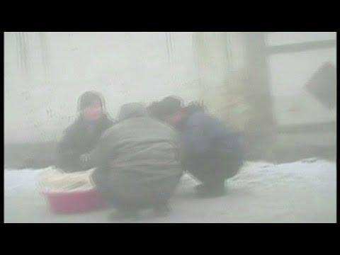 Inside North Korea: Starvation and death