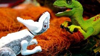 ЛЕГО СЛОМАННАЯ ЧЕЛЮСТЬ! ЛЕГО ДИНОЗАВРЫ! lego dinosaurs. jurassic park