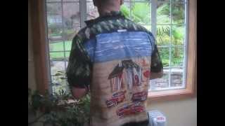 Rate My Hawaiian Shirt, Tacky or Not?
