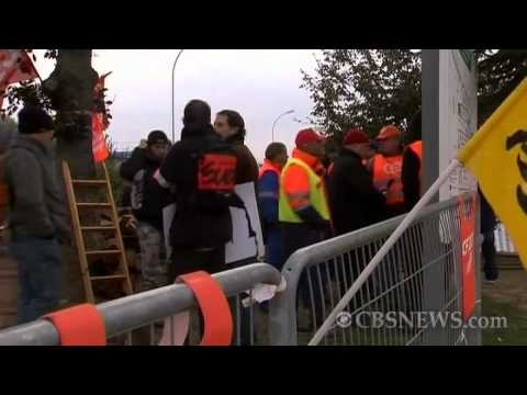 Strikes in France Against New Law