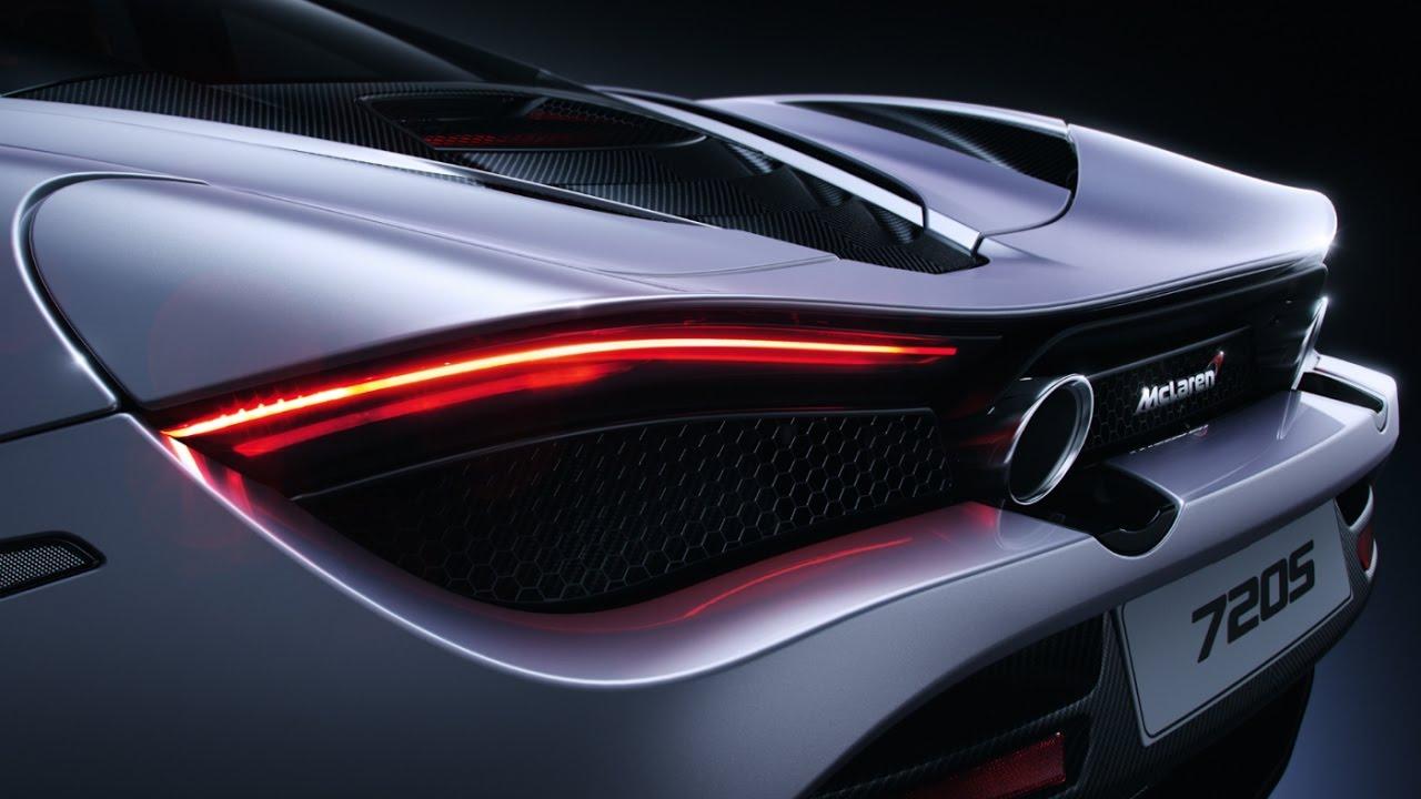 McLaren 720S - Sound and Fury