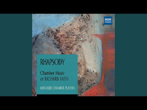 Rhapsody for Flute and Piano
