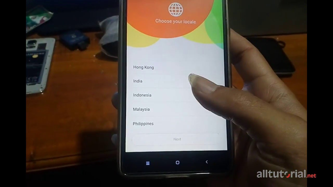 Cara Flash Xiaomi MI4I