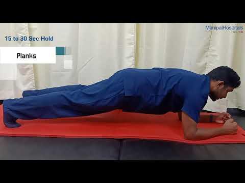Mr. Arun Sagar | Basic Exercises to Maintain Health and Fitness | Manipal Hospitals India