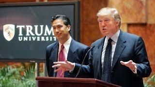 That Trump University Lawsuit Won't Leave Trump Alone - Newsy