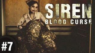 OCTOPUS IN WHEELCHAIR!? - Siren: Blood Curse: Part 7