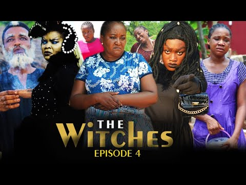 Download THE WITCHES Episode 4  New movie, SHARON IFEDI//MERCY KENNETH 2021 Latest Nollywood Movie