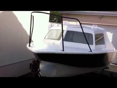 Microplas 16ft Boat Walk Around