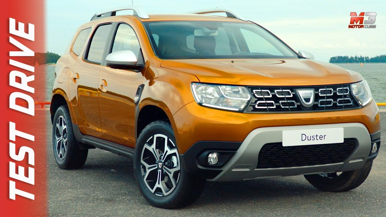 new dacia duster 2018 first test drive youtube. Black Bedroom Furniture Sets. Home Design Ideas