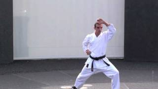 Kata Karaté Shotokan: Heian Shodan