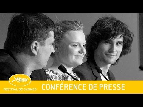 BACALAUREAT - Press Conference - EV - Cannes 2016