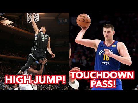 "NBA ""Wrong Sport"" MOMENTS"